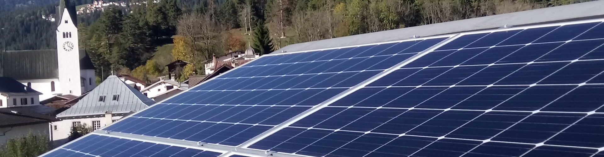 Photovoltaik (PV) Eigenbedarfsanlage Bed and Breakfast Buchli, Valendas